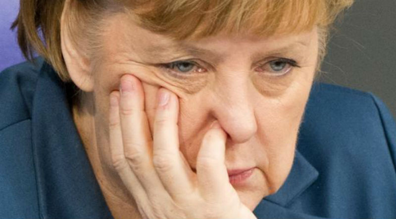 Merkel's weakness at home might not be fatal flaw abroad