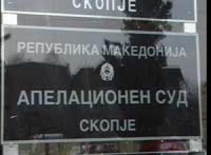 Апелација ќе објави одлуки за притворените од 27 април