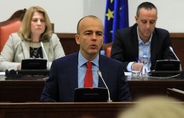 Тевдовски  Буџетот за 2018 година ќе биде донесен навреме