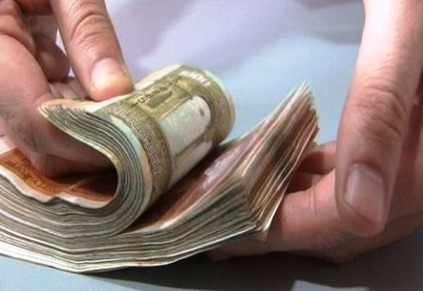 Average salary of MKD 23,158 in February