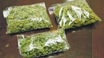 Кај штипјанец пронајдени 77 килограми марихуана
