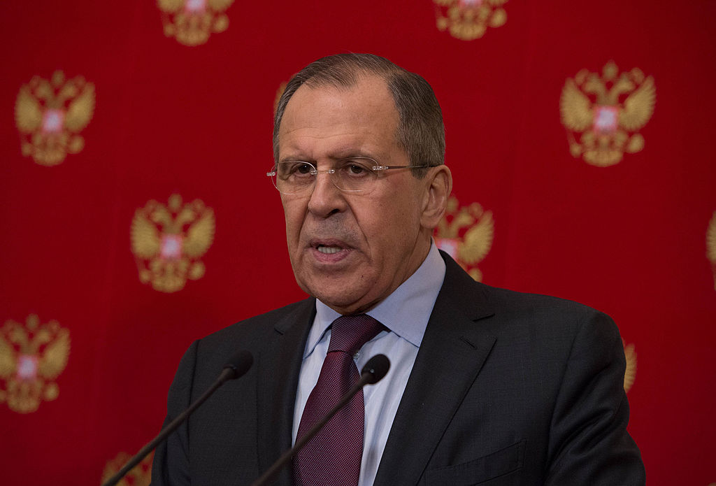 Lavrov: Moscow does not oppose the new name for Macedonia, but there is the issue of legitimacy