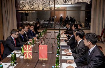"""""""China Energy"""" to take part in Macedonia projec"""