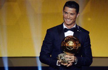 Роналдо по петти пат ја освои Златната топка
