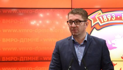 Мицковски: Кој и да биде лидер на ВМРО - ДПМНЕ, сигурно ќе го победи Заев
