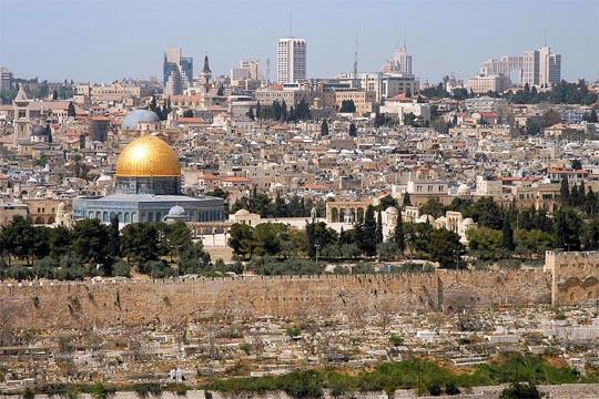 Светските сили се против прогласувањето на Ерусалим за главен град на Израел
