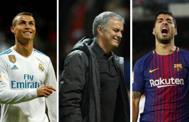 Blater dhe Murinjo personalitetet më të urryera në futboll