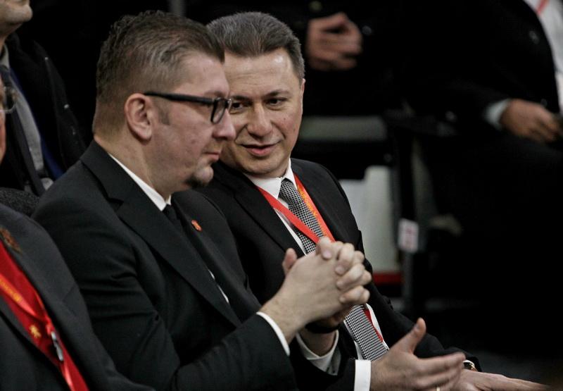 Утре ќе се избира нов ИК на ВМРО ДПМНЕ  Груевски останува во партиското раководство