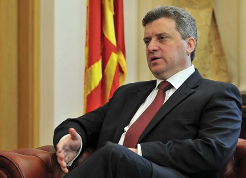 President Ivanov expects for Macedonia to finally join NATO in 2018