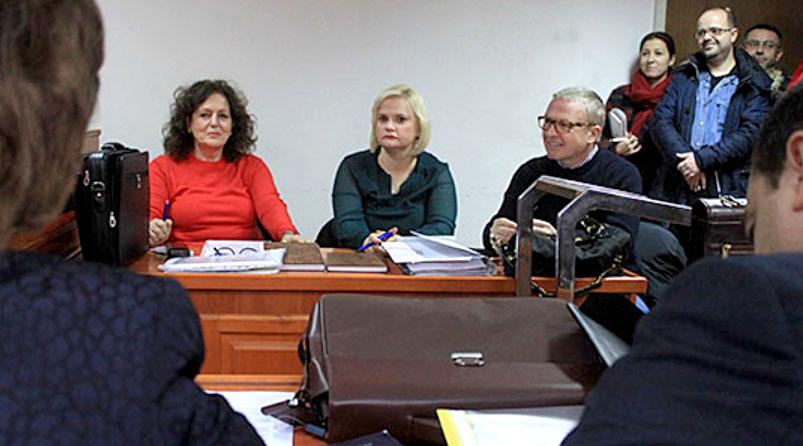Судењето на Латас одложено за четврток