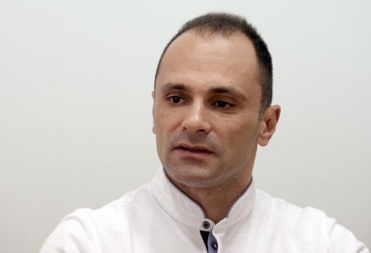 Venko Filipce - new health minister