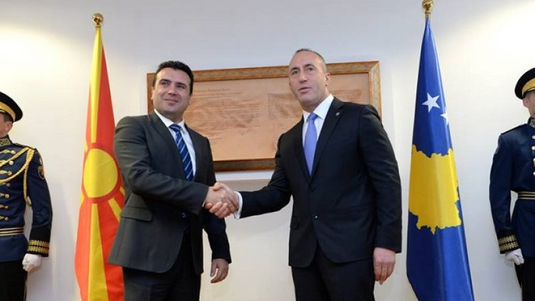 Zaev-Haradinaj: Skopje and Pristina are an excellent example of cooperation