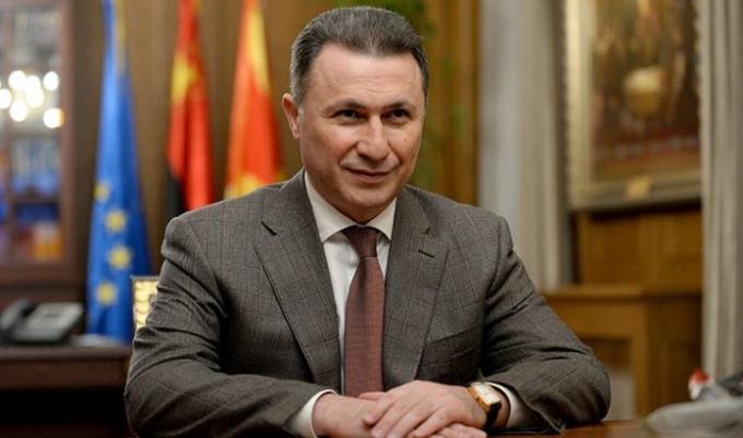 Груевски веќе не е лидер на ВМРО-ДПМНЕ, Конгрес на 23 декември