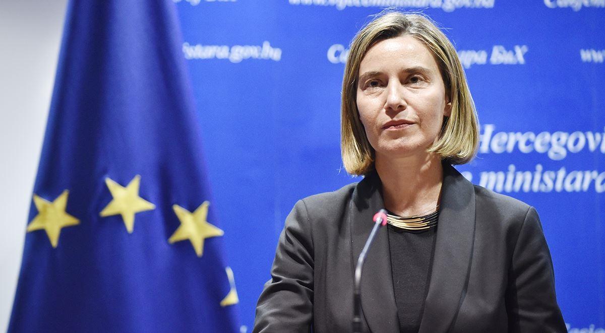 Mogherini  Jemi të inkurajuar nga përparimi Shkup Athinë  për çështjen e emrit