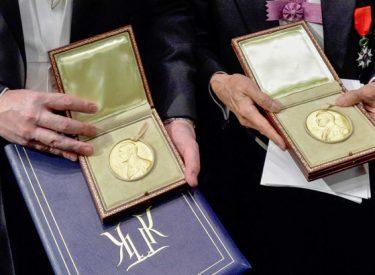Врачени Нобеловите награди за 2017 година