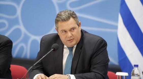 Kathimerini: Kammenos draws line at use of term 'Macedonia' in name