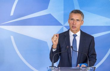 NATO Secretary General Stoltenberg begins two-day