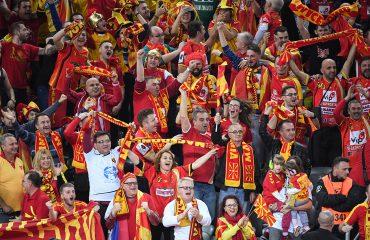 ЕХФ направи видео: Македонските навивачи хит во Загреб