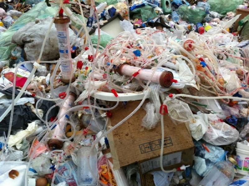 Секоја година се гори се повеќе медицински отпад