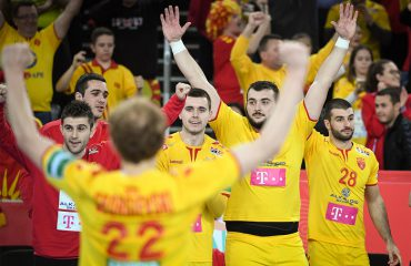 EHF EURO 2018: Macedonia vs Germany ends in draw 25:25
