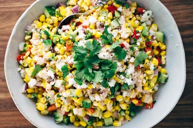 Посен рецепт: Празнична салата