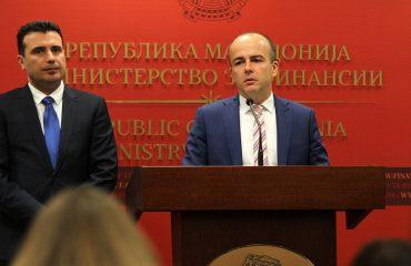 Tevdovski: Akciza për dizelin nuk do të shkaktojë rritje të çmimit