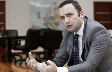 Macedonia faced with historic opportunity to close name issue, says Osmani