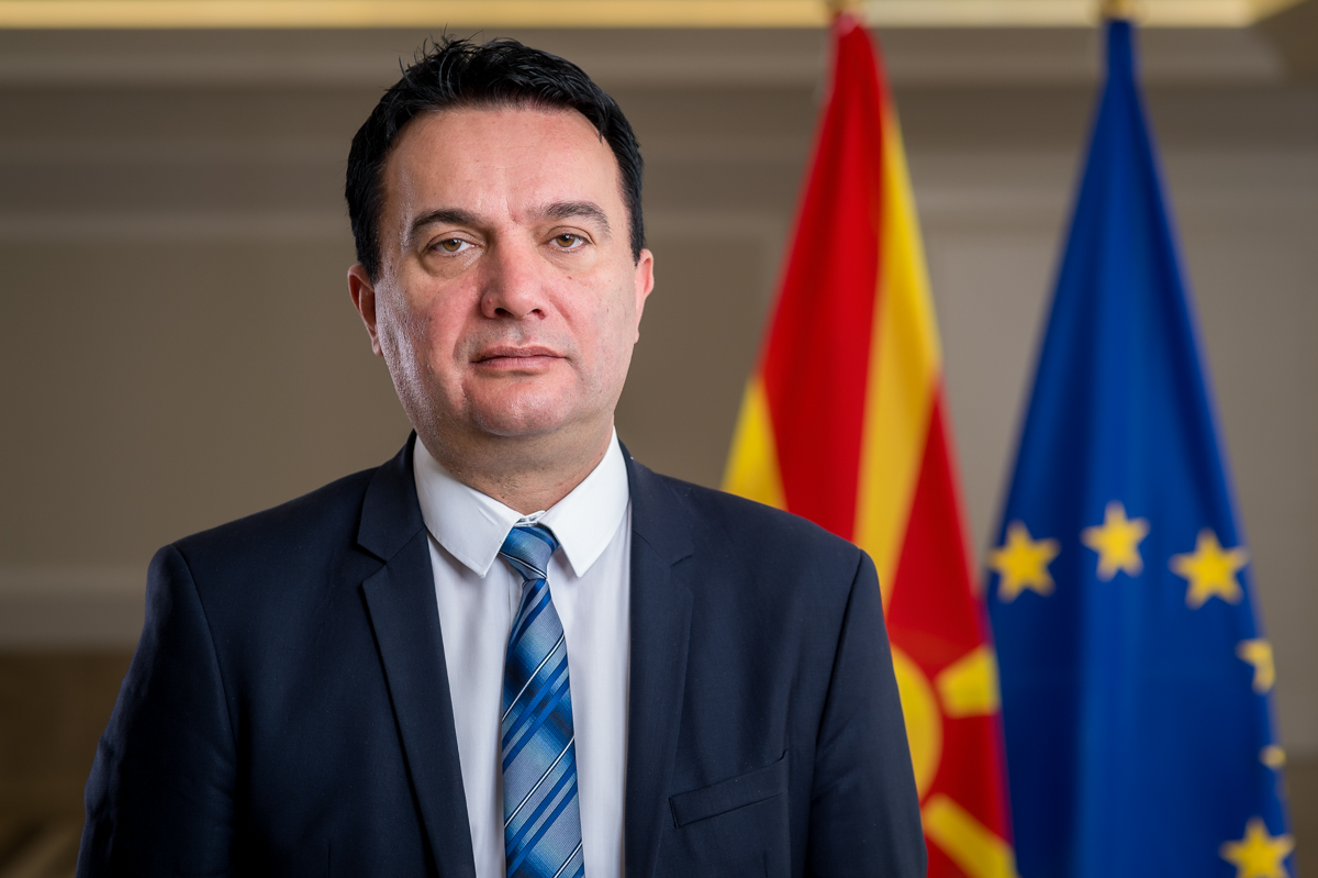 Presentation of infrastructure projects in Macedonia to attract Russian companies