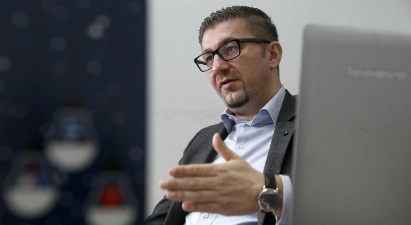 """Интервју на Мицкоски за """"Независен"""": Со Груевски немам чести контакти"""