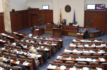 Parliament ratifies Macedonia-Bulgaria friendship treaty