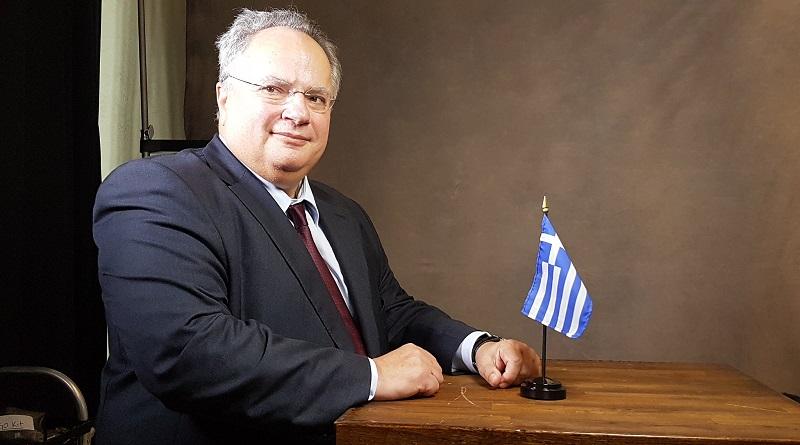 Kotzias to arrive in Skopje