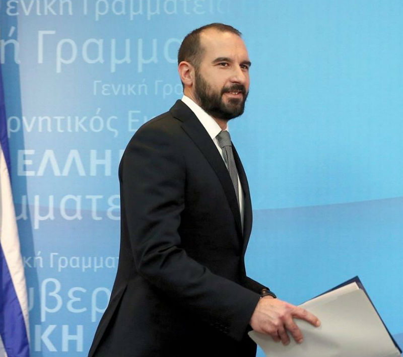 Tzanakopoulos: The preconditions are in place to find a solution to the long-standing dispute over the name