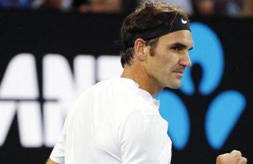 Australian Open 2018: Roger Federer beats Aljaz Bedene in first round