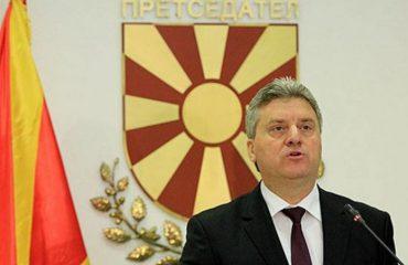 Иванов до Столтенберг: Македонија да го добие засл