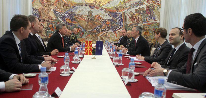 Ivanov takon Stoltenbergun, në fokus NATO-ja