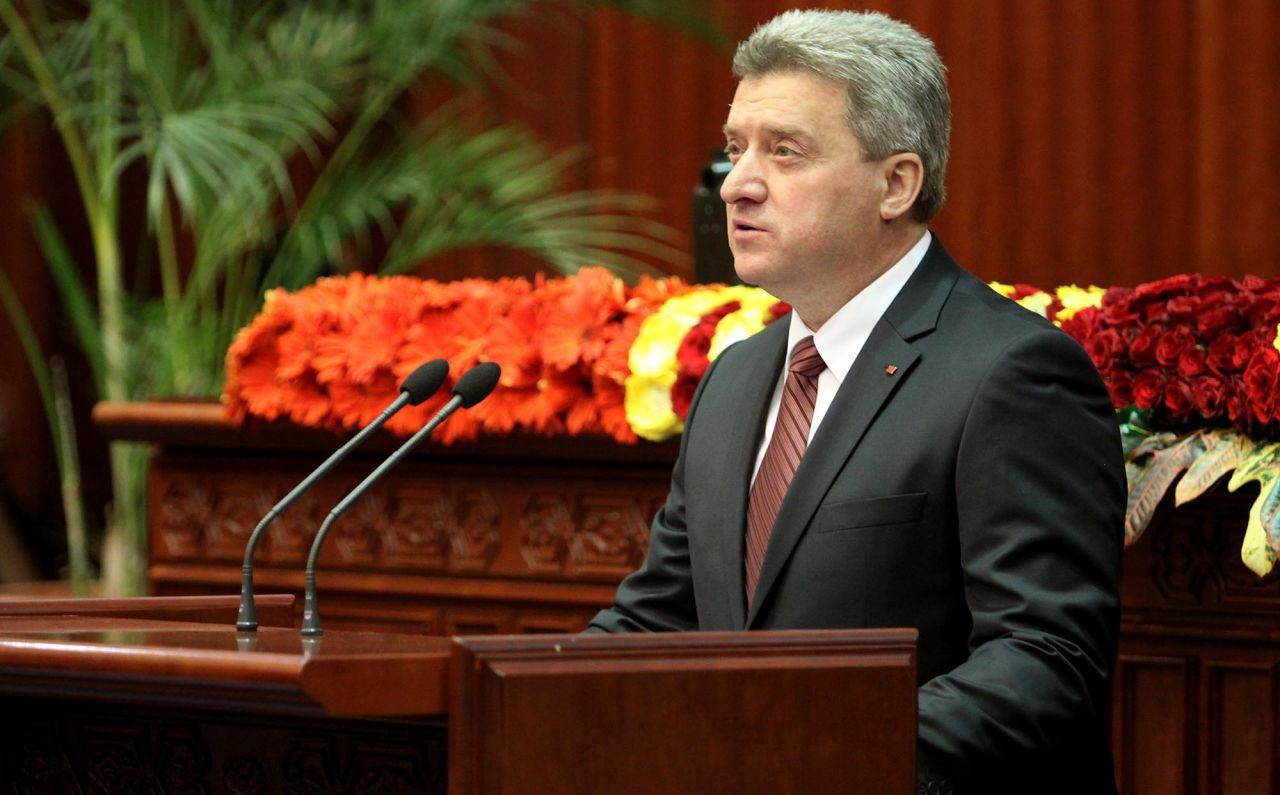 President Ivanov stands against rushed decisions