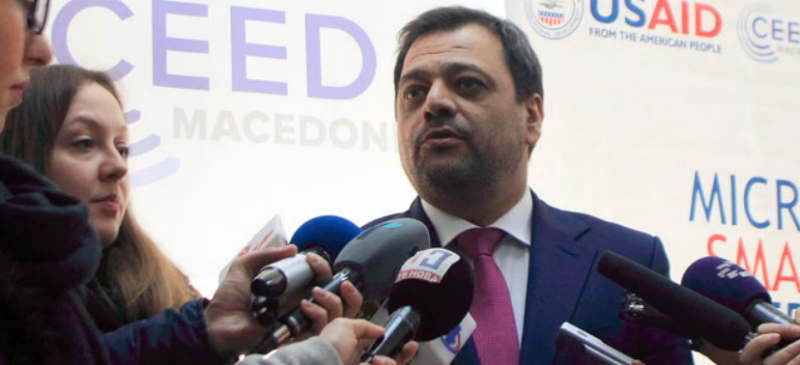 Angjusev: EC's report reflects realistic conditions in the Macedonian economy
