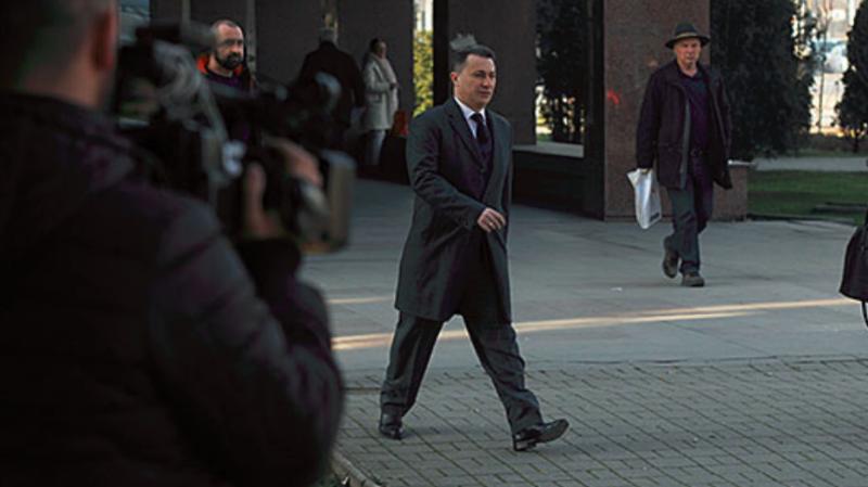 Судска седмица за Груевски