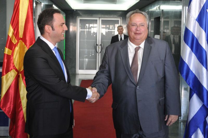 Vice Premier Osmani to meet Greek FM Kotzias, MoI Katrougkalos in Athens