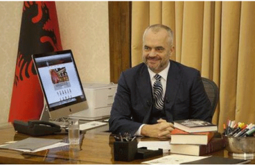 Albania welcomes adoption of language law in Macedonia