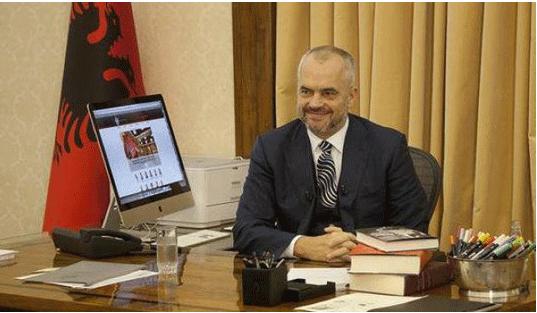 Albania welcomes adoption of language law in Macedonia