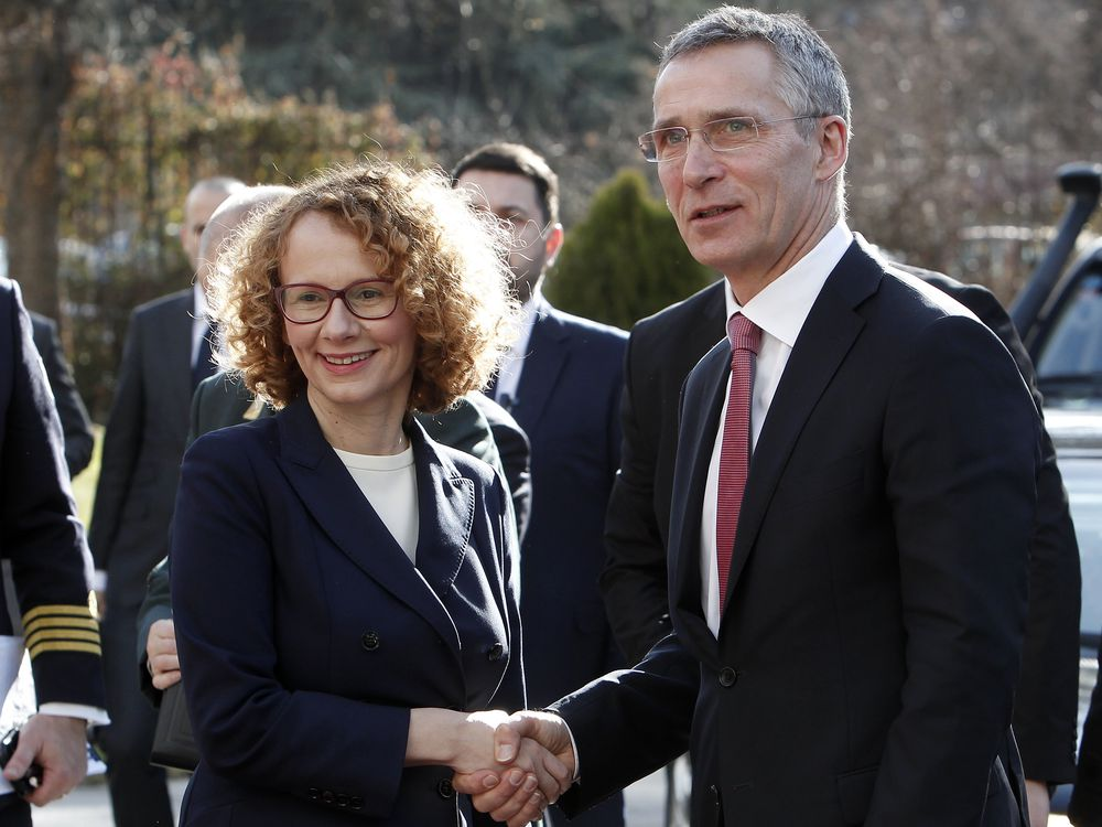 Sekerinska – Stoltenberg: Macedonia's place is in NATO