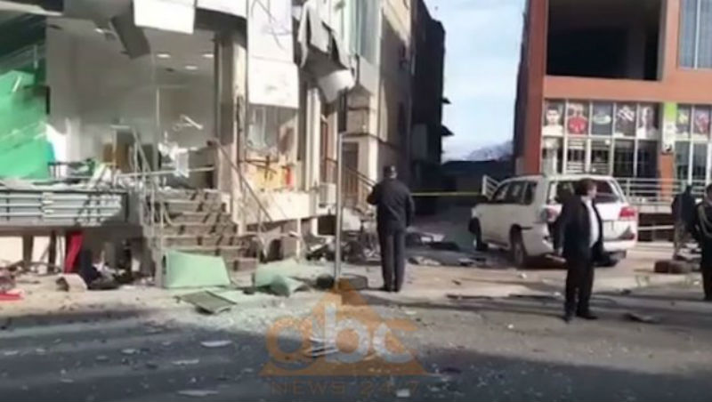 Осуммина повредени при експлозијата во Скадар