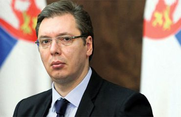President Vucic calls Ivanovic's murder 'terrorist act'