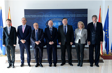 MoFA hosts EEAS - WB6 meeting in Skopje
