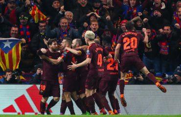 Фудбалска Лига на шампиони: Меси како спасител на Барселона во Лондон, Баерн го понижи Бешикташ