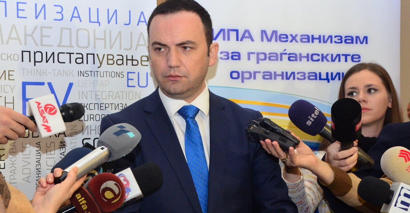 Osmani: Procedure on the law on languages was not violated