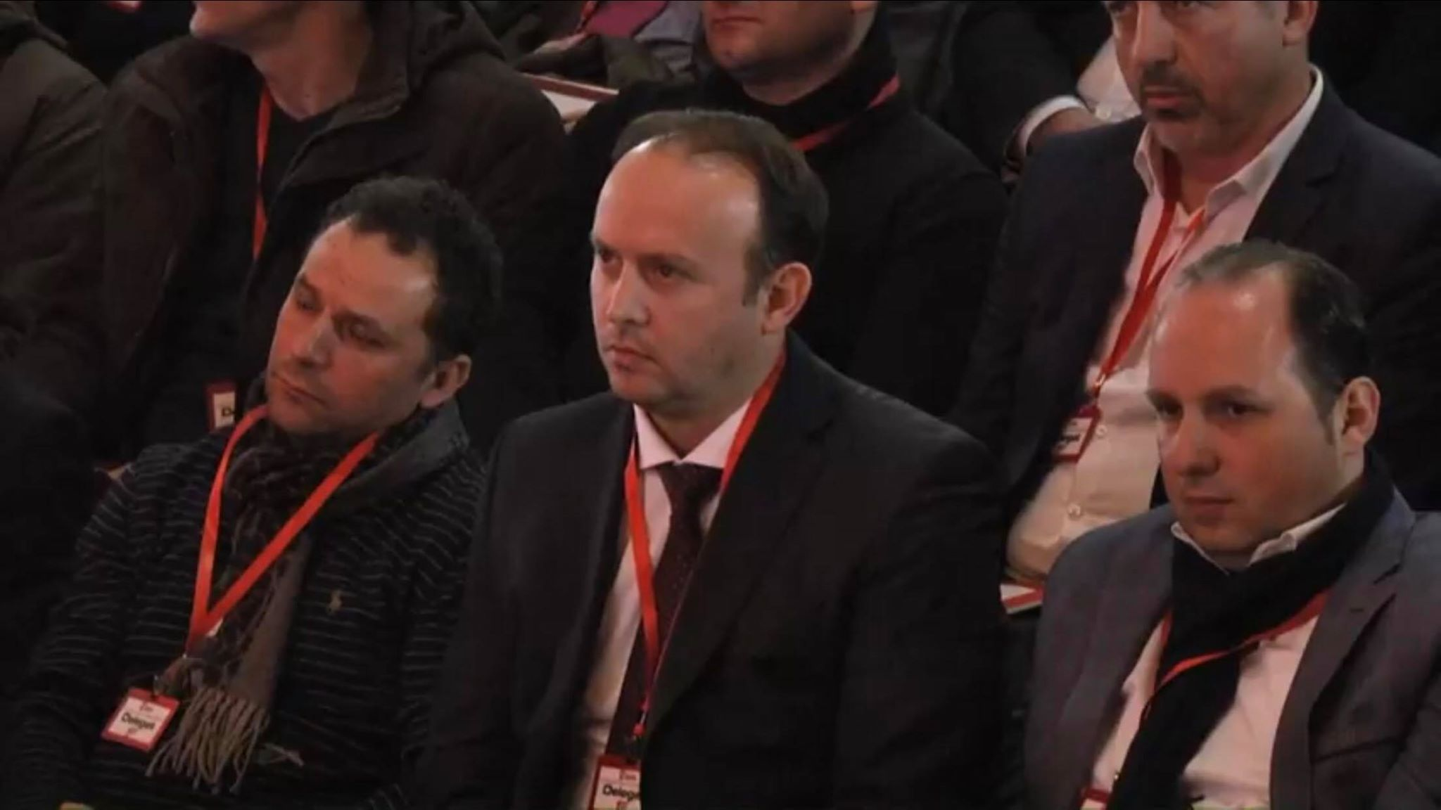 BESA Movement elects Afrim Gashi for its leader