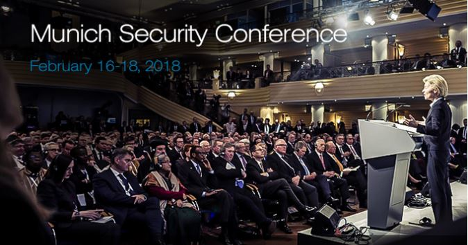 Sekerinska and Dimitrov to attend 2018 Munich Security Conference