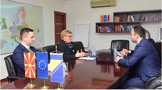 Osmani-Babic: EC Enlargement Strategy 'vital' for Western Balkan countries